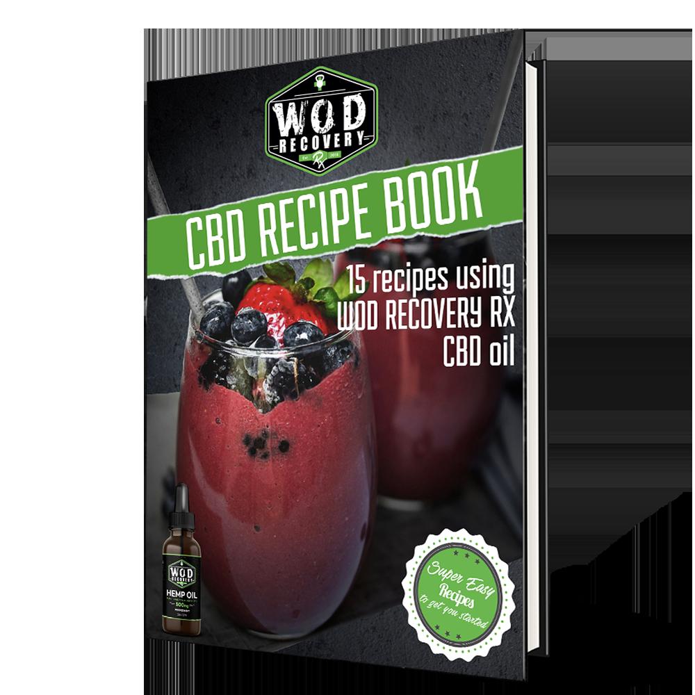 Wod Recipe Book Large